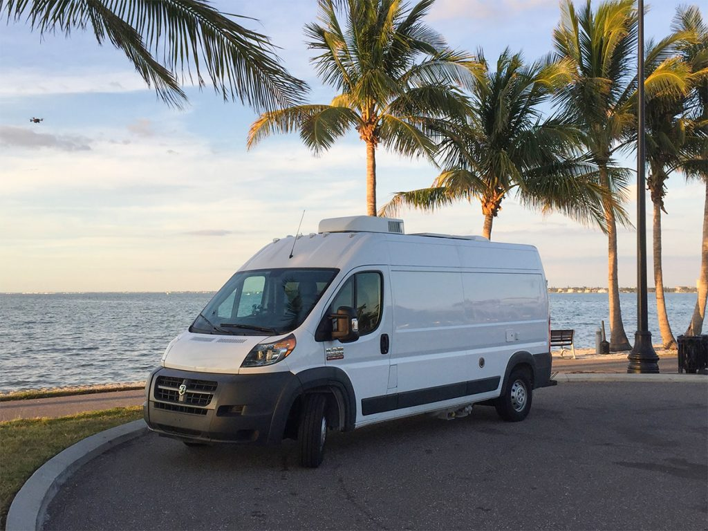 Why Use A Promaster Van For A Diy Camper Van Conversion