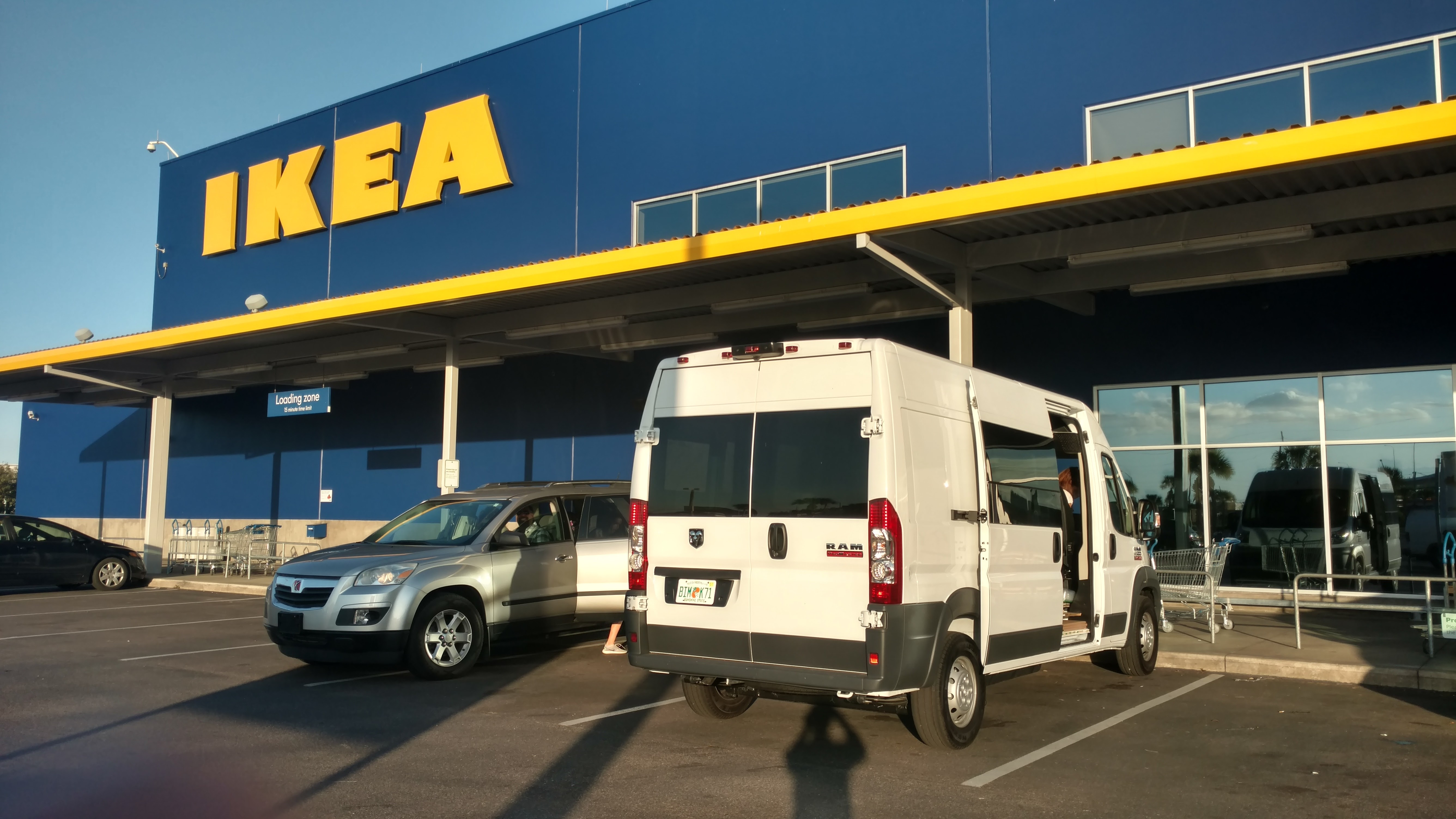 Using IKEA Cabinets In a Sprinter/Promaster/Transit Camper Van
