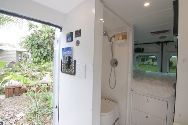 bath and loft from drivers side
